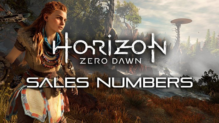 Sony Announces that PS4 Exclusive Horizon Zero Dawn Has Sold 3.4 Million Copies