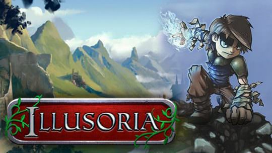 Illusoria Review: A Tough Platform
