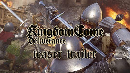 Kingdom Come: Deliverance Releases Gorgeous New Teaser Trailer