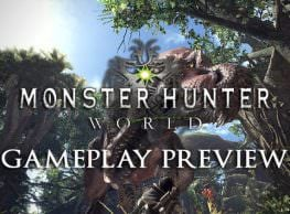 Monster Hunter Gameplay E3 2017: First New Look At Combat, Weapons, Monsters & Multiplayer