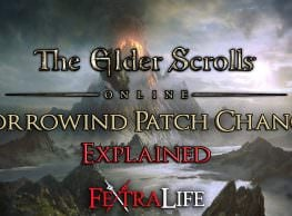 Elder Scrolls Online Morrowind: Patch Changes and Overhaul Explained