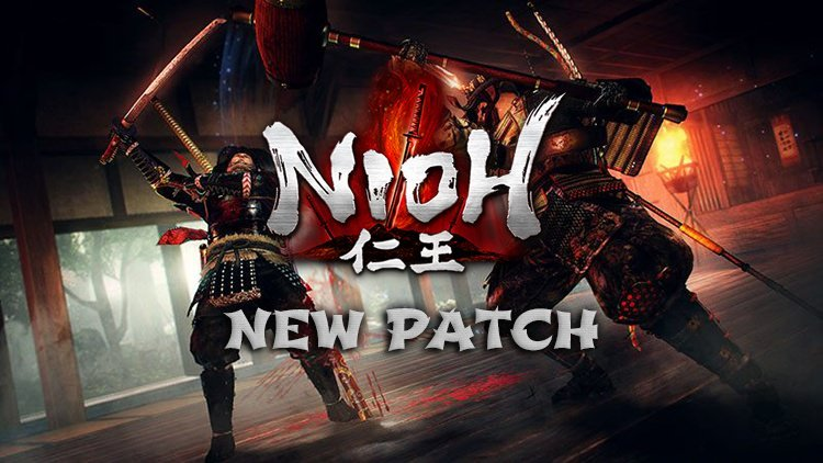 Nioh – New Patch Now Out on PS4