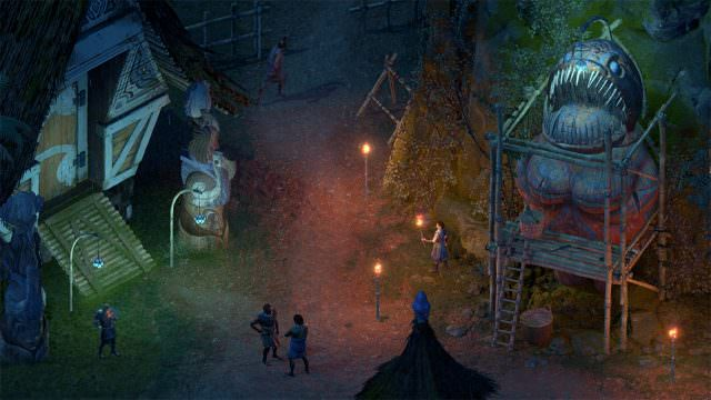 Pillars of Eternity 2: Deadfire Import Your Save