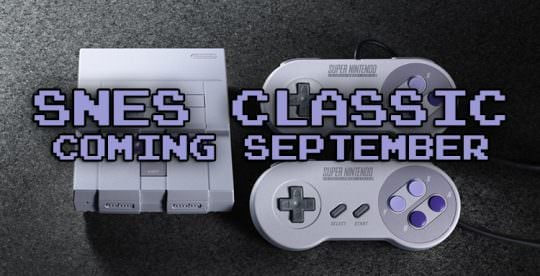 SNES Classic Coming This September With 21 Games, Including Never Released Star Fox 2