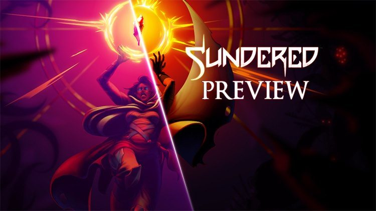Sundered Preview: A 2D Metroidvania With Deep Progression & Epic Boss Fights