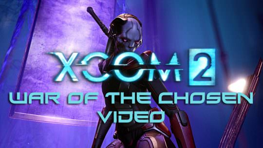 New XCOM 2 War of the Chosen Video Shows the New Assassin