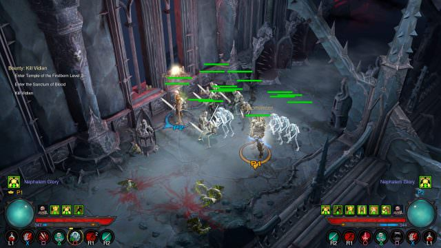 Diablo 3 Reaper Of Souls Necromancer Gameplay Impressions Fextralife