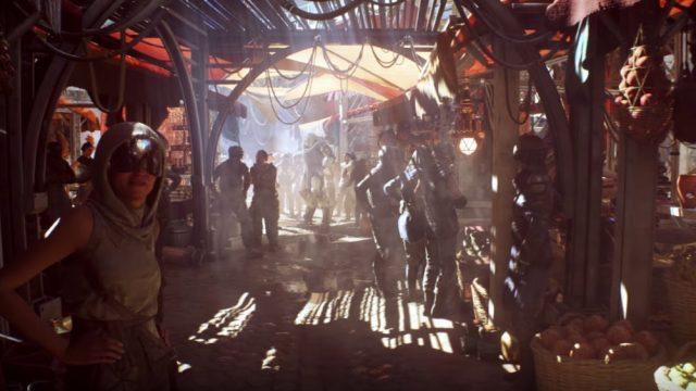 Anthem New Mass Effect