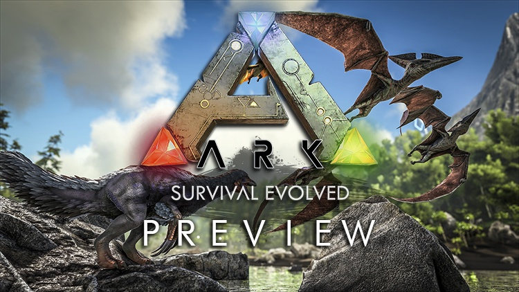 ARK: Survival Evolved Coming to PS4, Xbox One & PC Lets You Craft, Build Homes & Tame Dinosaurs