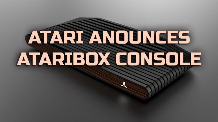 Atari Reveals the New Ataribox Console