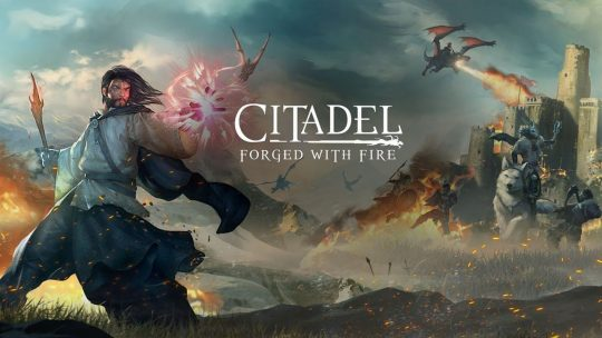 Citadel: Forged With Fire – An Open World Magical RPG Flies In To Early Access
