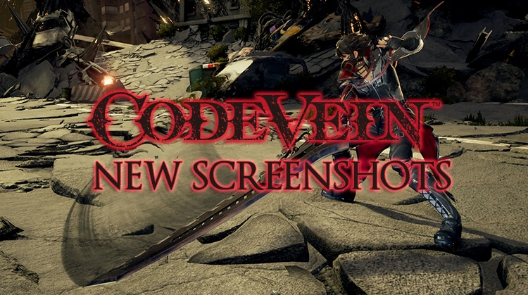 Code Vein Releases A Ton Of New Action Packed Screenshots