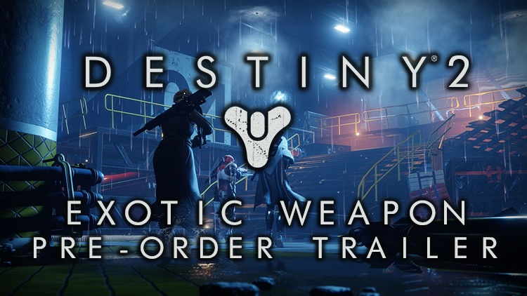 Destiny 2 Reveals Coldheart Exotic Weapon Pre-Order That's Cold As Vanilla Ice
