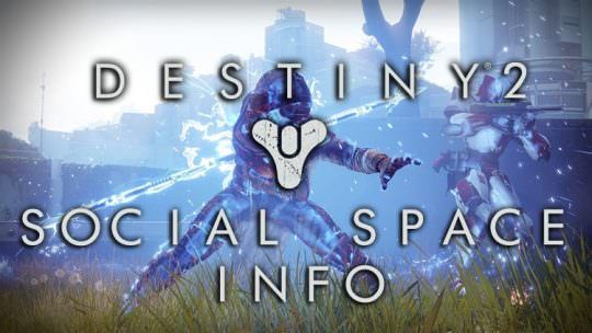 Destiny 2 New Social Space The Farm Detailed: Evolves Over Time, Features Activities & Soccer