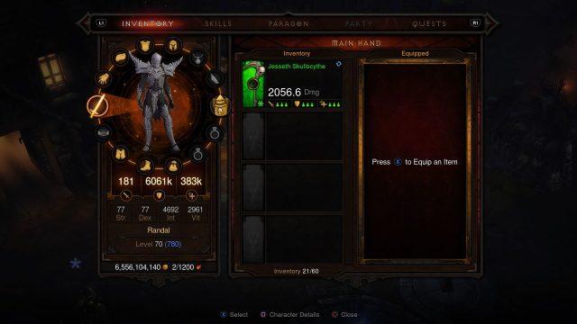 Diablo 3 Necromancer Sets