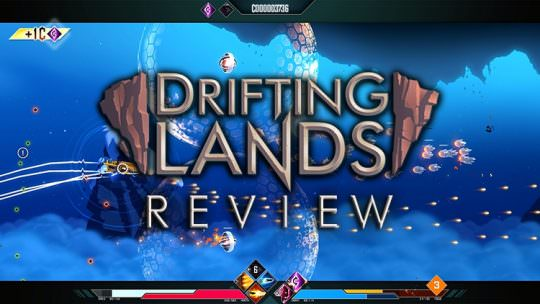 Drifting Lands Review: Line 'Em Up, Shoot 'Em Down