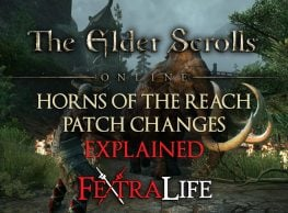 Elder Scrolls Online: Horns of the Reach DLC Changes Explained