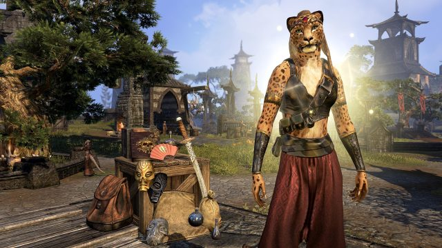 Elder Scrolls Online Midyear Mayhem PvP Event