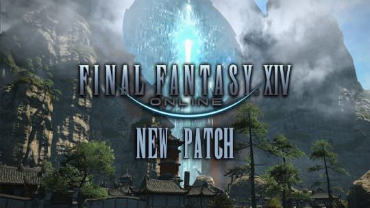 Final Fantasy XIV Patch 4.01 Adds New Quests, Omega Raid, New Items and Job Changes
