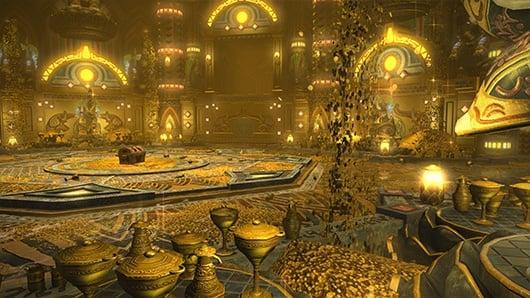 Final Fantasy XIV Patch 4.05