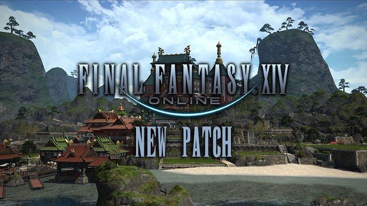Final Fantasy XIV Patch 4 05 Adds New Treasure Hunt, Raid
