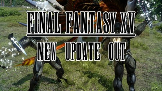 Final Fantasy XV Update 1.13 Now Live, Adds Magitek Suits, New Quests & Carnival