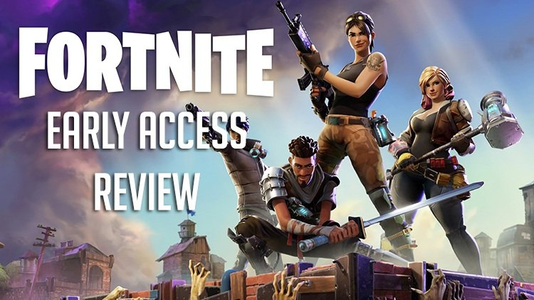 Fortnite Early Access Review – Build A Fort, Kill A Zombie, Have A Blast