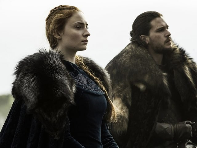 Game of Thrones Sansa Jon
