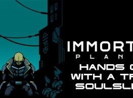 Immortal Planet – Hands On With a True Soulslike