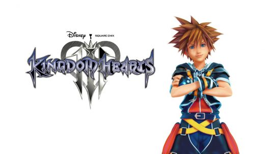 Kingdom Hearts 3 Releasing in 2018, New Trailer Shown