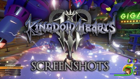 Kingdom Hearts 3 Screenshots – News Shots of Toy Story, Hercules Worlds & Characters