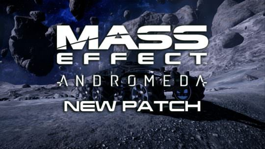 New Mass Effect Andromeda Patch 1.09 Adds Platinum Multiplayer Difficulty & New Multiplayer Race Character