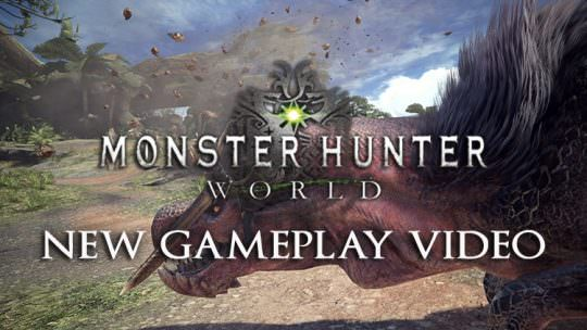 Monster Hunter World Releases New Ancient Forest Hunt Gameplay Video: Monsters, Weapons, Armor & Felynes Shown