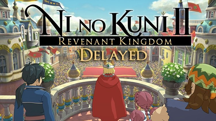 Ni No Kuni 2 Delayed to 2018