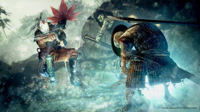 Nioh DLC Defiant Honor Combat