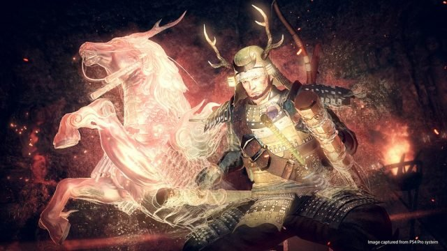 Nioh DLC Defiant Honor Guardian Spirit NPC