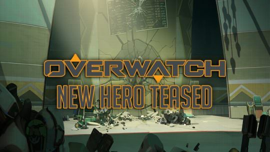 Overwatch Teases New Doomfist Hero Character