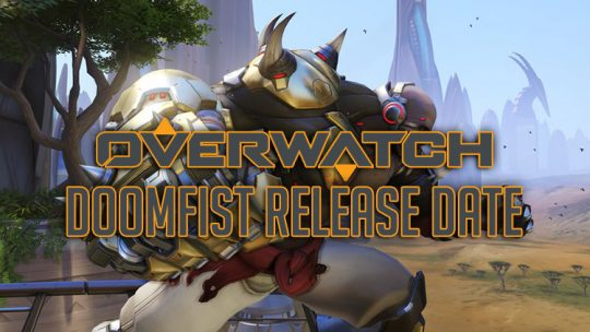 Overwatch New Hero Doomfist Releases July 27th