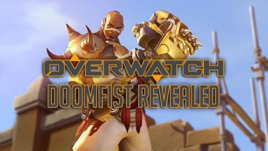 Overwatch Doomfist Hero Officially Revealed by Blizzard