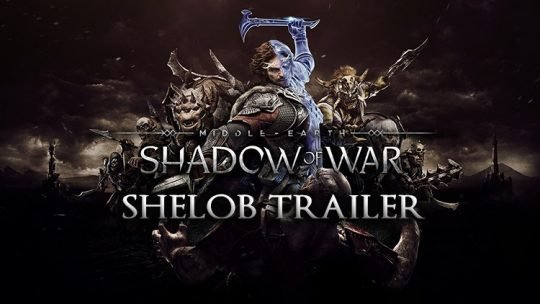 Shadow of War Releases New Shelob Trailer That Gets Intense