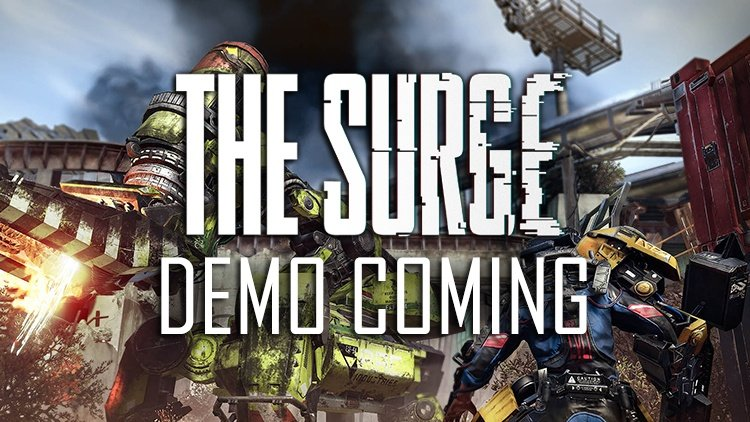 The Surge Demo Coming Next Week for PS4, Xbox One & PC