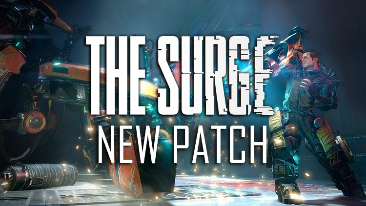 The Surge Patch Out Today On PS4 & Xbox One