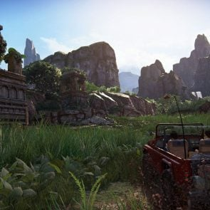 uncharted: the lost legacy screen 1
