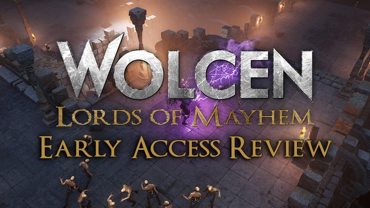 Wolcen Lords of Mayhem Early Access Review