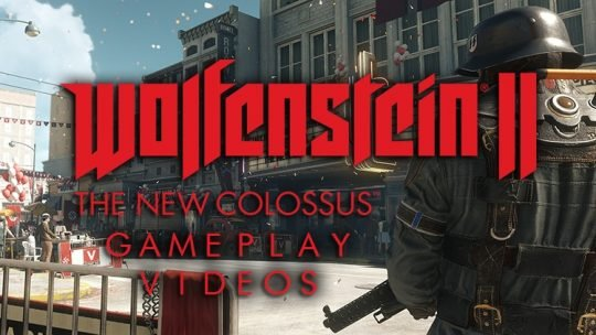 Wolfenstein II Gameplay Walkthrough Videos Released – Show Spooky Roswell Chapter & A New Boss Fight