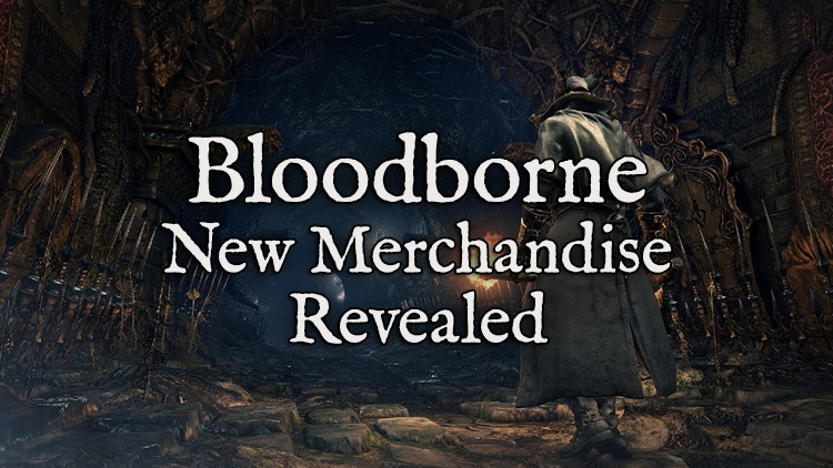 Bloodborne Statue and Tapestry Now Available For Pre-Order From Playstation