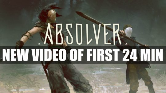 First 24 minutes of Absolver Gameplay from Gamescom 2017!