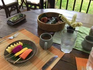 amansara-review-traditional-khmer-breakfast-fruits-donuts