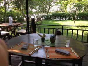 amansara-review-traditional-khmer-breakfast-garden