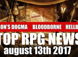 Top RPG & Game News Of The Week August 13th